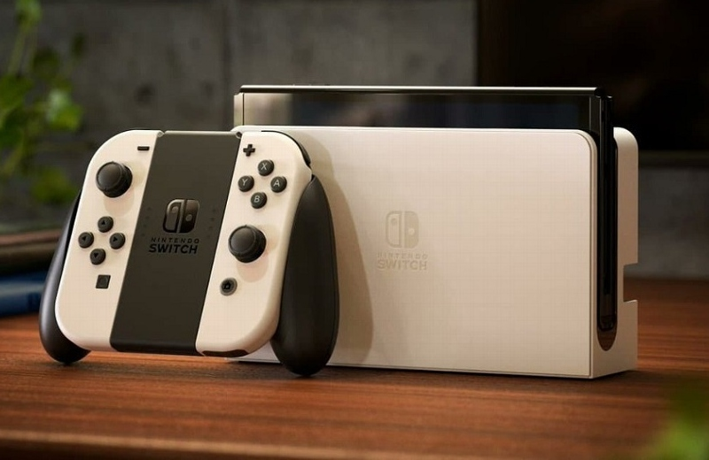 Nintendo anuncia la Switch Oled