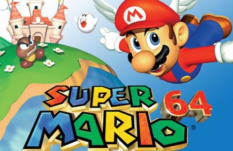 Rematan cartucho de Super Mario 64 en 1.5 millones de dólares