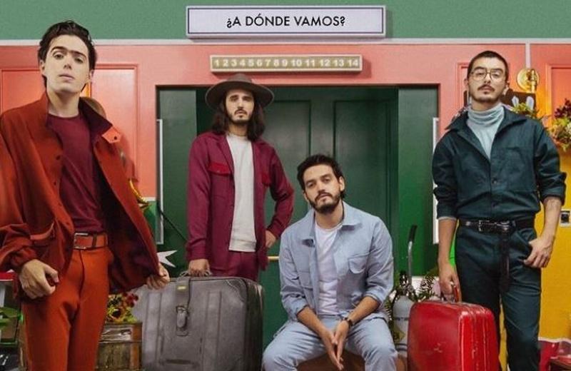 ¡Están de estreno! Morat lanza su tercer álbum: '¿A dónde vamos?' (+video)