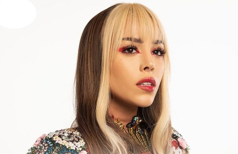 Danna Paola dará concierto presencial y streaming en CDMX
