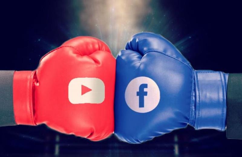 ¡La guerra sigue! Facebook rediseña secciones para competir contra YouTube