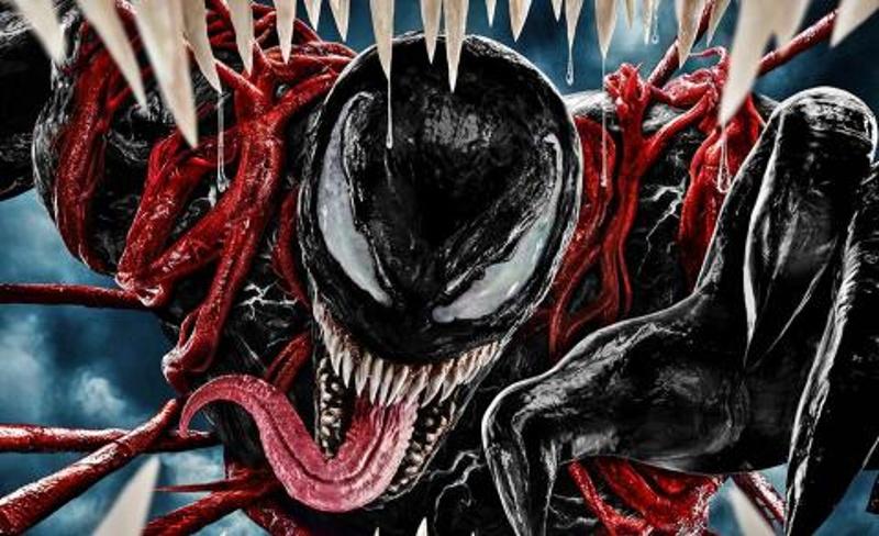 Sony adelanta el estreno de Venom: Let There Be Carnage (+foto)