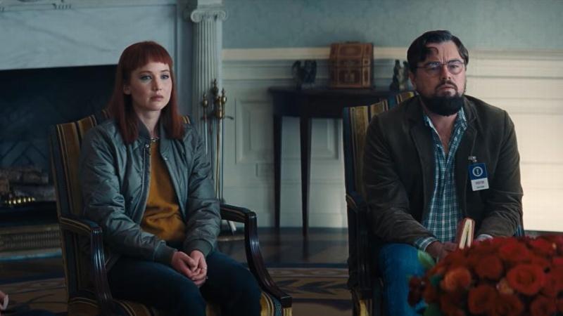 Chécate nomás el elenco de 'No miren arriba' nueva producción de Netflix (+video)