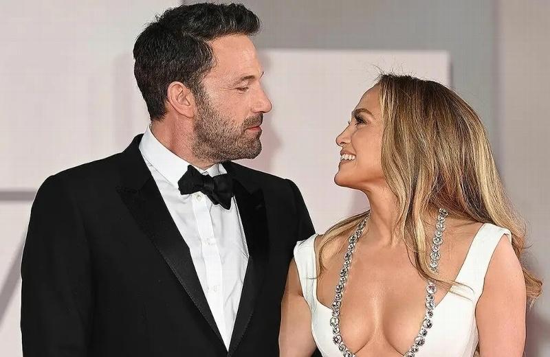 Jennifer Lopez y Ben Affleck se convierten en el shippeo favorito del Festival de Venecia (+foto)