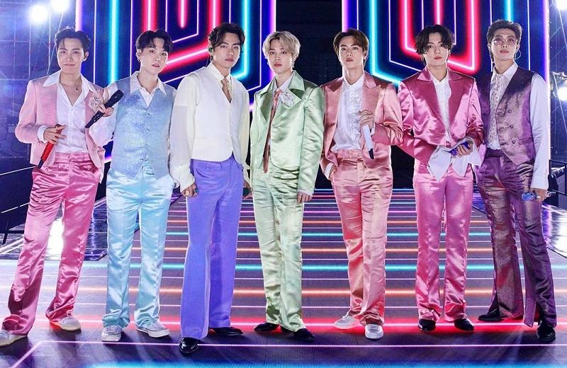 BTS anuncia concierto en línea 'Permission To Dance On Stage'
