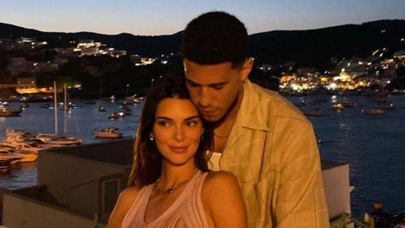 Kendall Jenner revela que otra Kardashian está enamora de su novio, Dave Booker