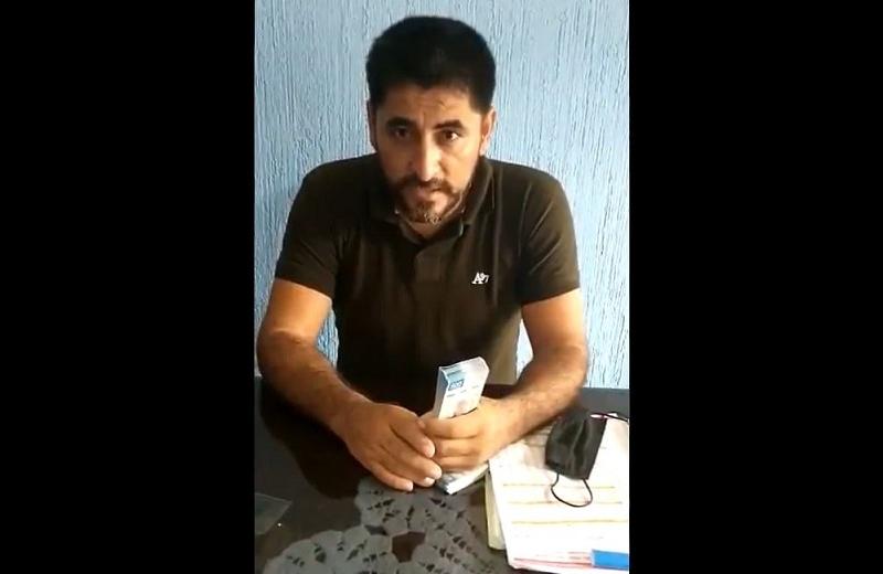 Quema un millón de pesos al rechazar soborno (+video)