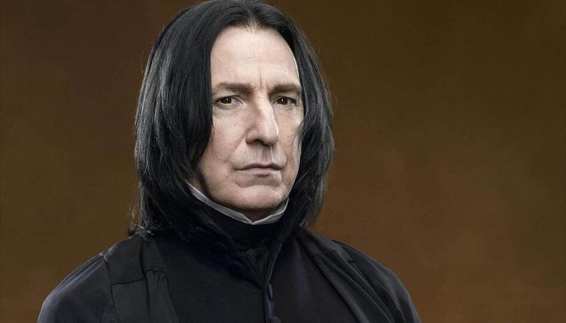 HBO Max prepara una serie sobre la vida de 'Severus Snape' maestro de Harry Potter