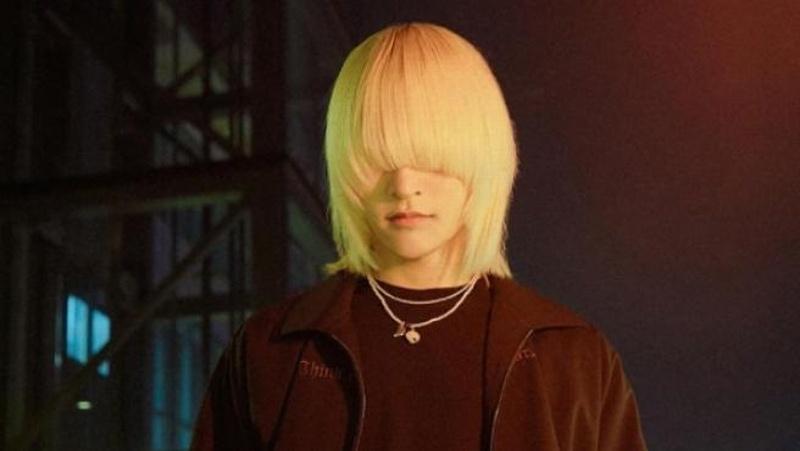 Integrante de una banda de K-Pop decidió cubrirse el rostro por un año (+foto)
