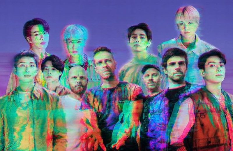 BTS y Coldplay lanzan el video oficial de 'My Universe' (+video)