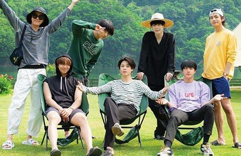 Ya! tenemos fecha y adelanto de la segunda temporada de  'In the SOOP BTS 2' (+fotos y Video)