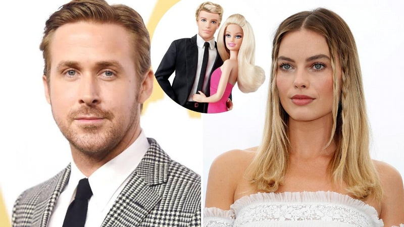 ¿Ryan Gosling y Margot Robbie como Ken y Barbie en su versión Live Action?