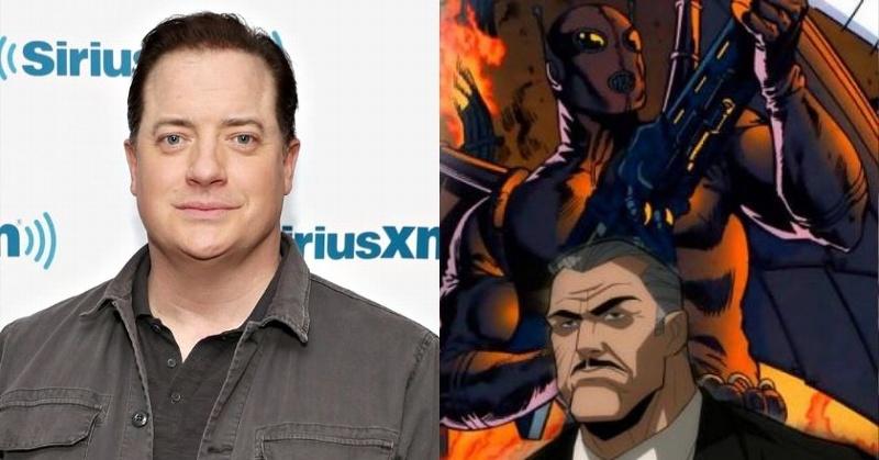 ¡Oficial! Brendan Fraser interpretará el villano principal en Batgirl