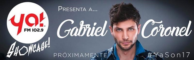 Showcase con Gabriel Coronel